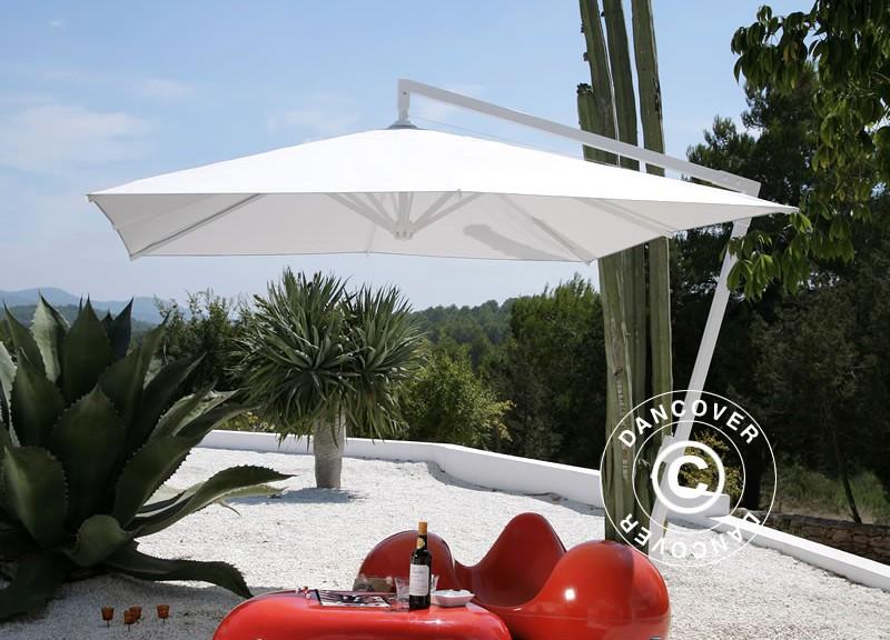 Prachtige cantilever parasol