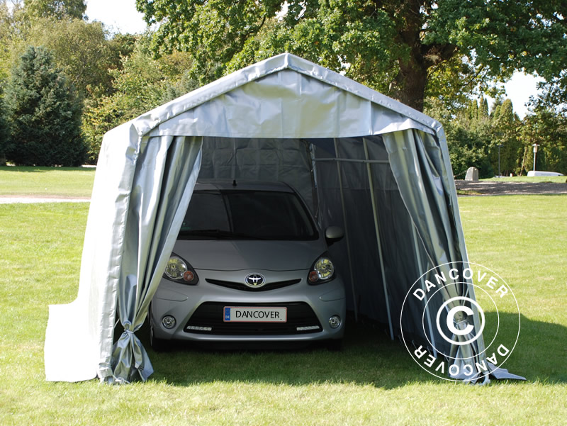 Draagbare garages: de flexibele oplossing