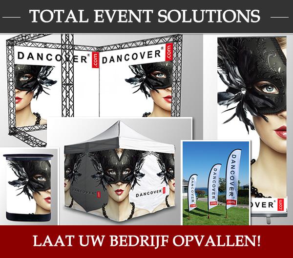 Laat uw Bedrijf Opvallen! Total Event Solutions!