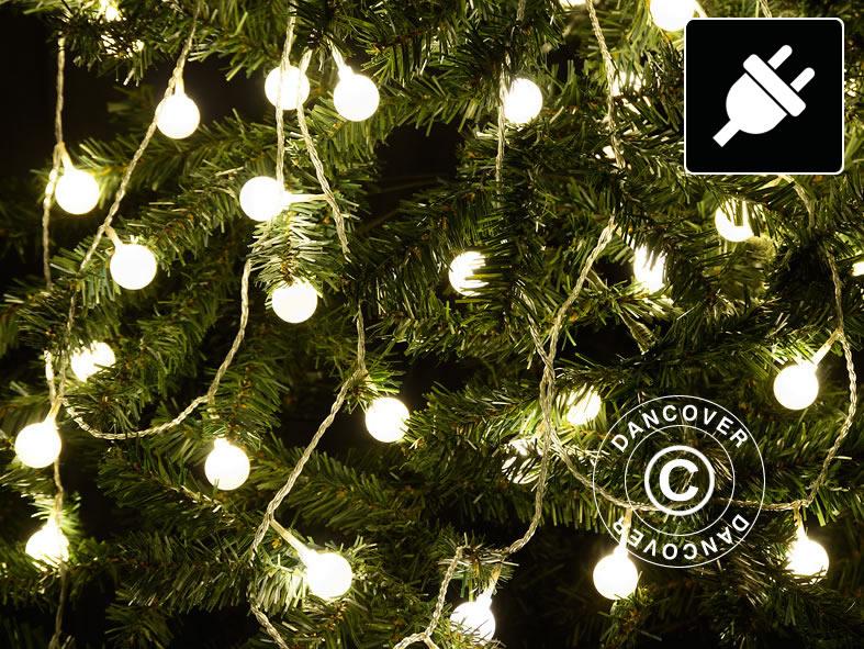 Kerstverlichting - hoe u uw kerstsfeer kunt versterken