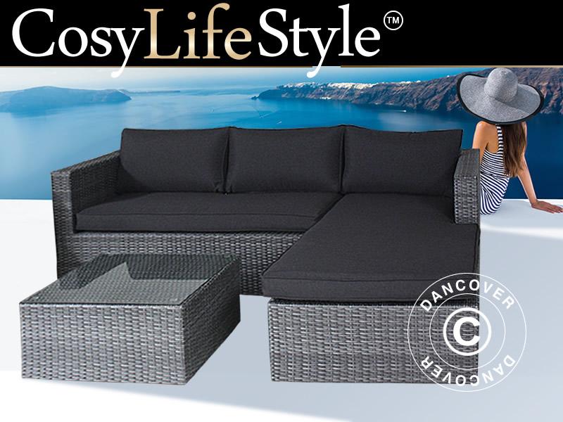 Stijlvolle loungeset tegen de laagste prijs ooit!