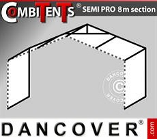 2m verlenging voor partytent CombiTents� SEMI PRO (8m series)
