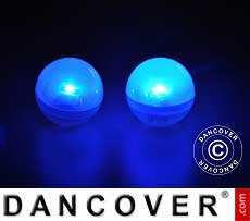 Party Licht LED, Fairy Berry, Blauwe, 24 stk.